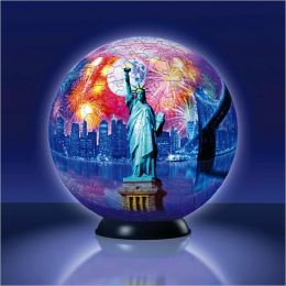 New York City 240 piece puzzleball