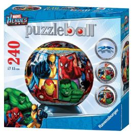 Marvel heros 240 Piece Puzzleball