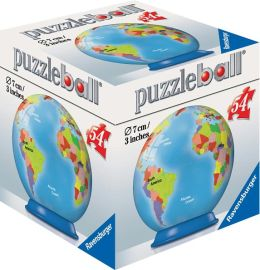 Earth 54 Piece Puzzleball