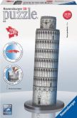 Product Image. Title: 3D Leaning Tower of Pisa 216 Piece Puzzle