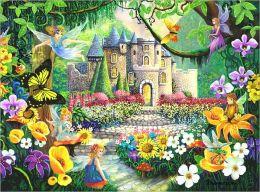 Castle Fantasy - 200 piece puzzle