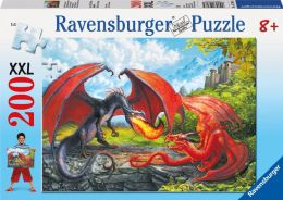 Dueling dragons 200 Piece Puzzle