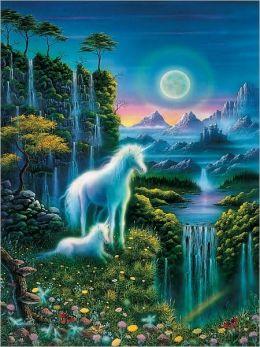 Unicorn Paradise - 300 piece puzzle