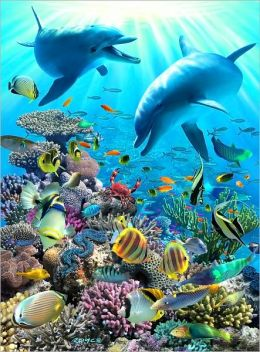 Underwater Adventure - 300 piece puzzle