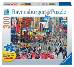Times Square 300 pc large format puzzle
