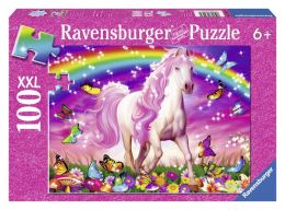 Horse Dream 100 Piece Glitter puzzle