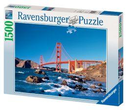 San Francisco CA 1500 Piece Puzzle