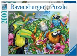 Tropical Birds 2000 Piece Puzzle