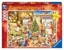 Christmas Shop 1000 piece puzzle