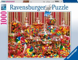 Candy Overload 1000 Piece Puzzle