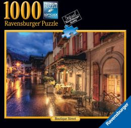 Boutique Street 1000 piece puzzle