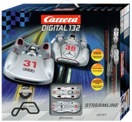 Carrera Digital 1:32 Slot Cars - Streamline