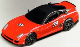 Carrera Digital 143 Ferrari 599 XX Geneva Motorshow Slot Car