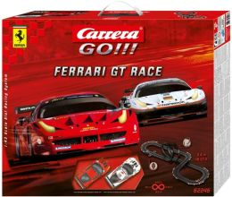 GO!!! Carrera Digital 1:43 Slot Cars - Ferrari GT Race