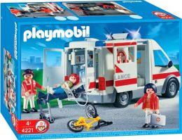 Playmobil Ambulance