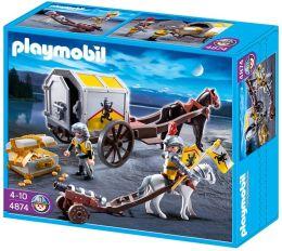 Playmobil Lion Knights' Treasure Transport