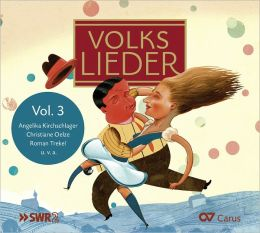Volkslieder, Vol. 3