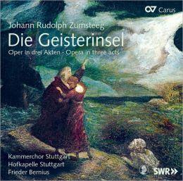 Johann Rudolph Zumsteeg: Die Geisterinsel