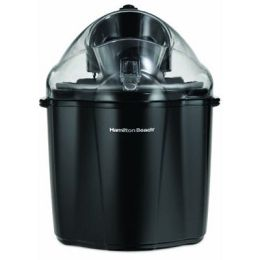 Hamilton Beach 68321 1 .50 Quart Capacity Ice Cream Maker