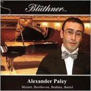 Alexander Paley plays Mozart, Beethoven, Brahms & Bartel