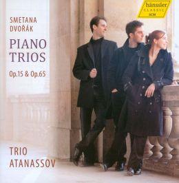 Smetana, Dvorák: Piano Trios