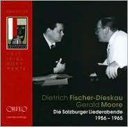 Die Salzburger Liederabende, 1956-1965