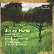 Haydn: Scottish Songs; Trios; Six Original Canzonettas