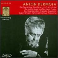 Anton Dermota: Live Recordings, 1949-1981