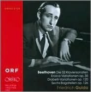 Friedrich Gulda plays Beethoven