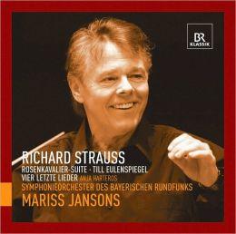 Richard Strauss: Rosenkavalier Suite; Till Eulenspiegel; Vier Letzte Lieder