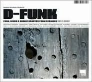 D-Funk: Funk, Disco and Boogie Grooves from Germany 1972-2002