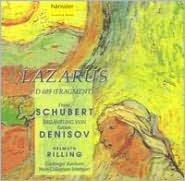 Schubert: Lazarus, D 689 [Fragment]