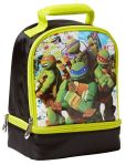 Product Image. Title: Teenage Mutant Ninja Turtles Dual Lunch bag