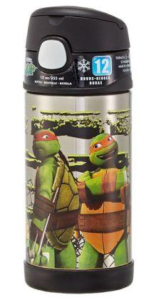 Teenage Mutant Ninja Turtles Funtainer Bottle 12 oz.