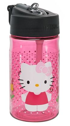Hello Kitty Tritan Straw Bottle 12 oz.