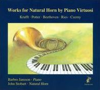 Works for Natural Horn by Piano Virtuosi