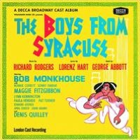 Boys from Syracuse [Original London Cast] [Bonus Tracks]