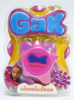 Nickelodeon Gak, Posh Pink