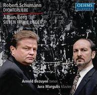 Schumann: Dichterliebe; Berg: Sieben Frühe Lieder