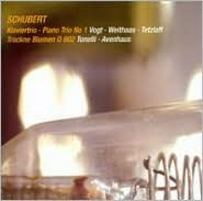 Schubert: Piano Trio No. 1; Trockne Blumen