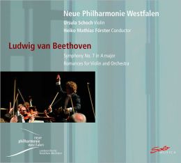 Beethoven: Symphony No. 7; Romances