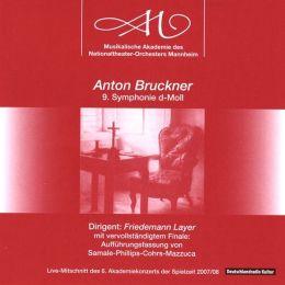 Anton Bruckner: 9. Symphonie d-Moll