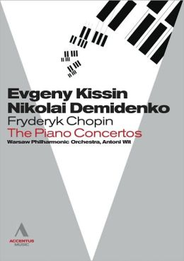 Evgeny Kissin/Nikolai Demidenko: Fryderyk Chopin - The Piano Concertos
