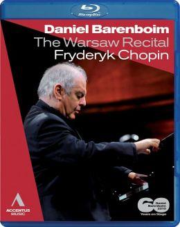 Daniel Barenboim: The Warsaw Recital - Fryderyk Chopin