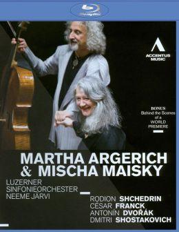 Martha Argerich & Mischa Maisky: Shchedrin/Franck/Dvorak/Shostakovich