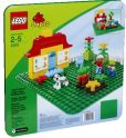 Product Image. Title: LEGO Large Green Building Plate 2304
