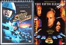 Starship Troopers / Fifth Element