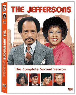 Jeffersons: the Complete Second Season