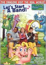 Dragon Tales: Let's Start a Band!
