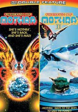 Rebirth of Mothra 1 & 2